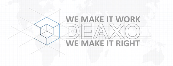 DEAXO - Talk to us, we develop solutions